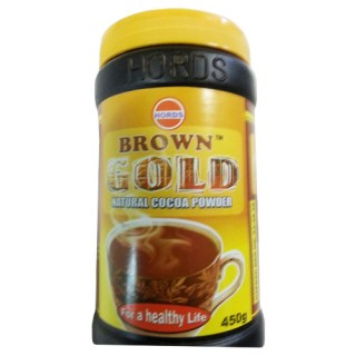Brown Gold Natural Cocoa Powder