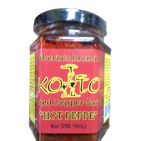 Koto Fried Hot Pepper Sauce