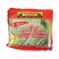 Ground Cassava Leaves Nina 9.oz