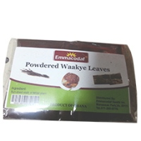 Powdered Waakye Leaves