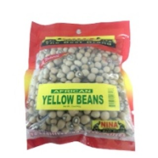 African Yellow Beans