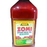 Zomi Spiced Palm Oil 64.oz