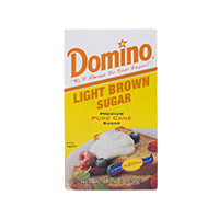 Light Brown Sugar Domino