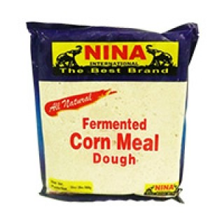 Fermented Corn meal Dough Nina