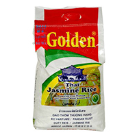 Golden Jasmine Rice 20lb