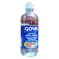 Goya Distlled White Vinegar