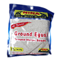 Ground Melon Seeds Egusi 4.oz