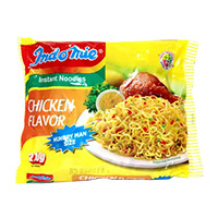 Indomie Noodle Chicken Curry Flavour