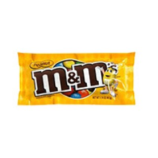 M and M Peanut Chocolate
