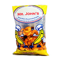 Mr john's Plantain Chips