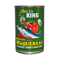 African King Tomato Sauce Green