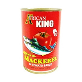 African King Tomato Sauce Red