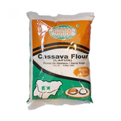 how to use cassava flour