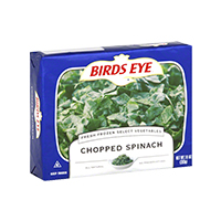 Chopped Spinach IQF