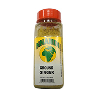 Ginger Ground 12.oz