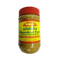 Groundnut Paste Nina 16oz