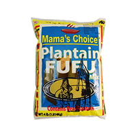 Mama's Choice Fufu  Mix Plantain