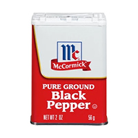 Black Pepper Pure Ground