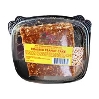 Roasted Peanut Cake