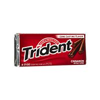 Gum Trident Cinnamon