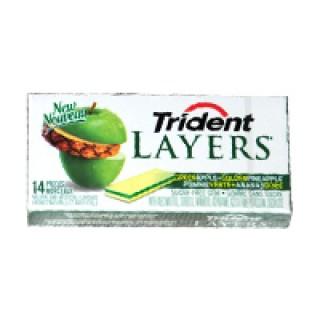 Gum Trident Layers