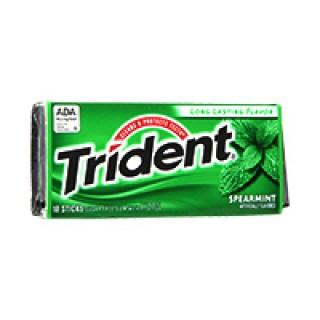 Gum Trident Spearmint
