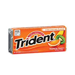 Gum Trident Tropical Twist